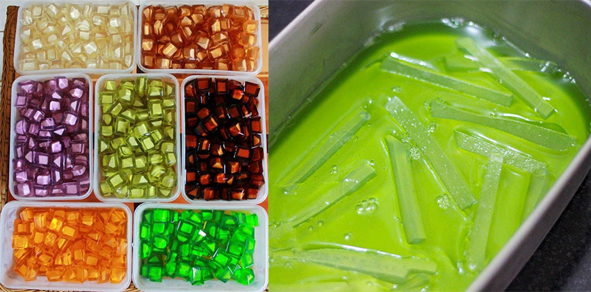 "cách làm caramen matcha 55 cách làm caramen matcha Cách làm Caramen Matcha cho ""con nghiện trà xanh"" cach lam caramen matcha 55"