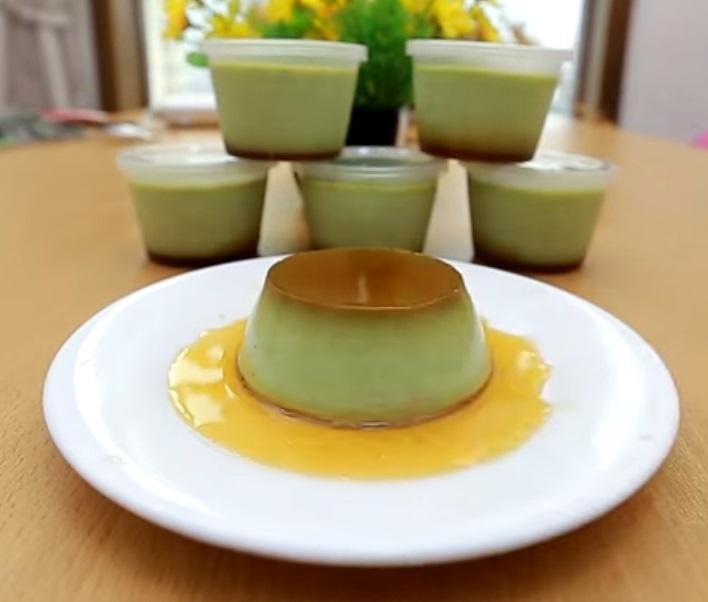 "cách làm caramen matcha 6 cách làm caramen matcha Cách làm Caramen Matcha cho ""con nghiện trà xanh"" cach lam caramen matcha 6"