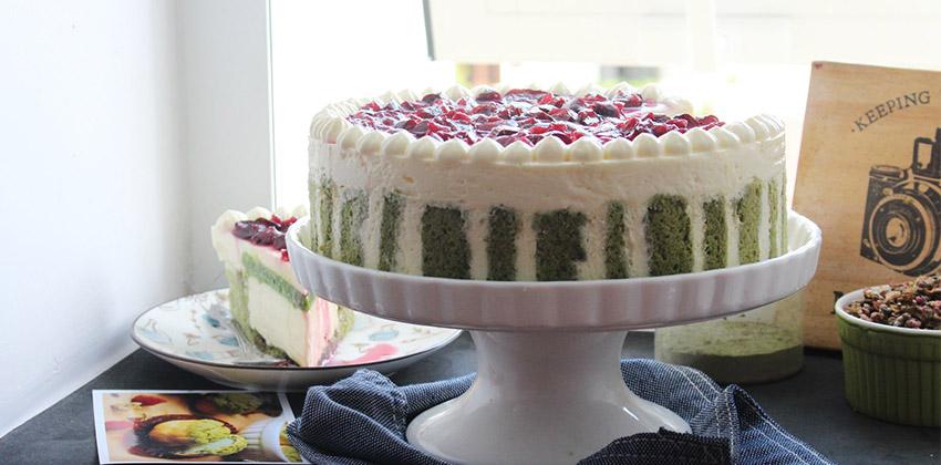 cách làm cheesecake matcha 66 cách làm cheesecake matcha Cách làm Cheesecake Matcha đơn giản mà đẹp không ngờ cach lam cheesecake matcha 66