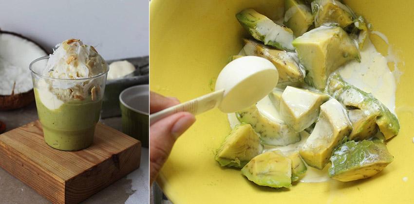 """cách làm kem bơ 661 cách làm kem bơ Cách làm kem bơ Đà Lạt trong """"truyền thuyết"""" siêu ngon cach lam kem bo 661"""