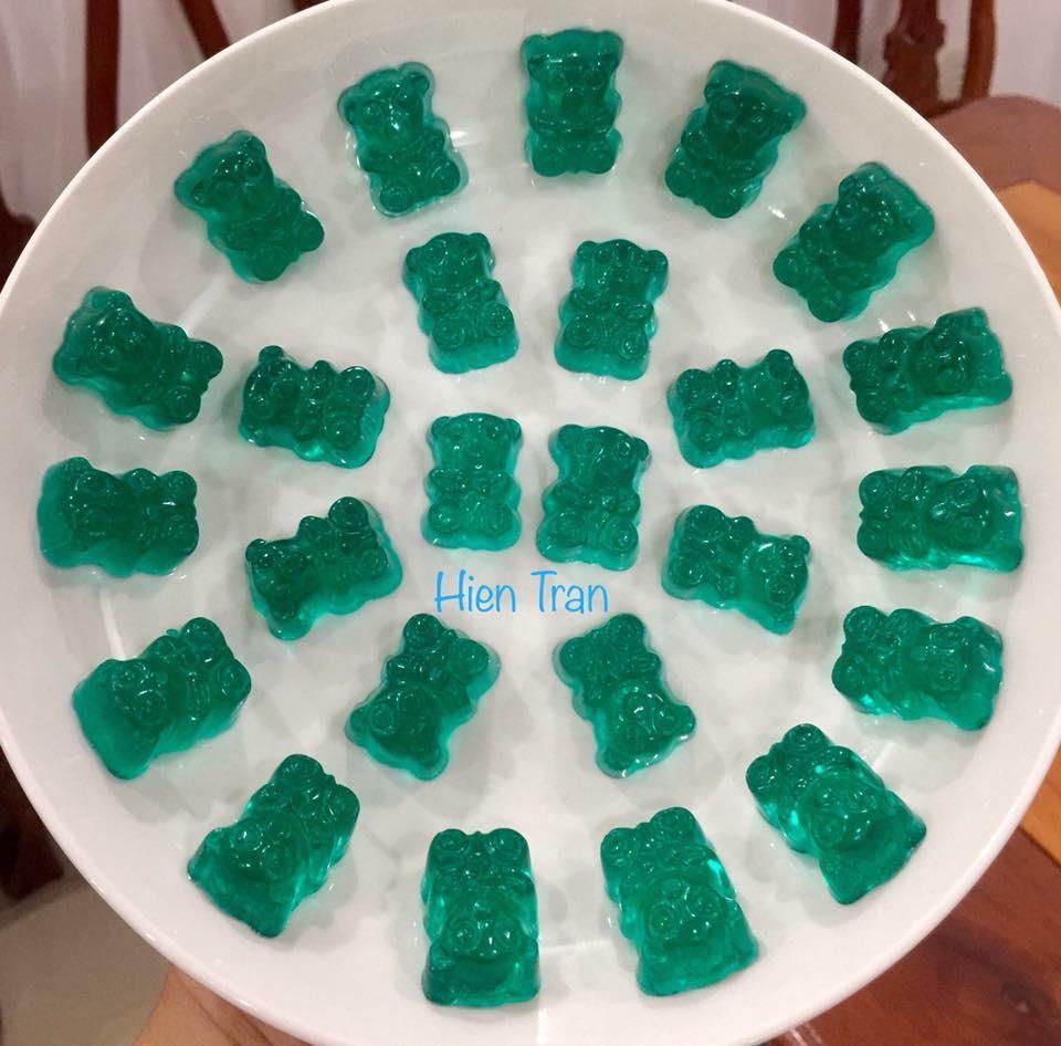 cách làm kẹo chip chip 3 cách làm kẹo chip chip Cách làm kẹo chip chip gôm dẻo nhiều hình đáng yêu cach lam keo chip chip 3