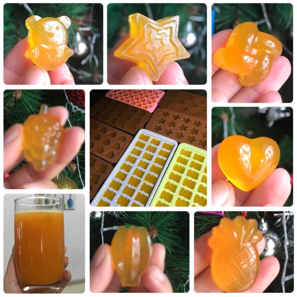 cách làm kẹo chip chip 5 cách làm kẹo chip chip Cách làm kẹo chip chip gôm dẻo nhiều hình đáng yêu cach lam keo chip chip 5
