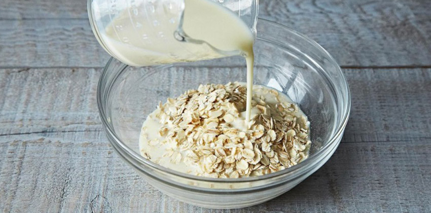 cách làm sữa yến mạch 66 cách làm sữa yến mạch Cách làm sữa yến mạch khỏe da đẹp dáng tại nhà cach lam sua yen mach 66