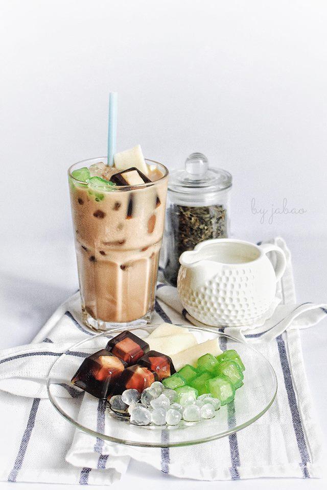 """cách làm trà sữa 1 cách làm trà sữa Cách làm trà sữa vị ngon """"tuyệt cú mèo"""" như nhà làm cach lam tra sua 1"""
