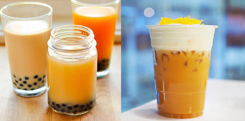 """tổng hợp các công thức pha trà sữa 14 cách làm caramen matcha Cách làm Caramen Matcha cho """"con nghiện trà xanh"""" tong hop cac cong thuc pha tra sua 14 2"""