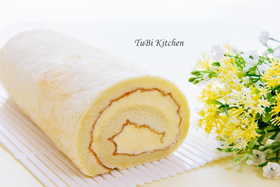 Bông lan cuộn kem bơ sầu riêng 4 bông lan cuộn kem bơ sầu riêng Bông lan cuộn kem bơ sầu riêng hấp dẫn chẳng chối từ bong lan cuon kem bo sau rieng 4