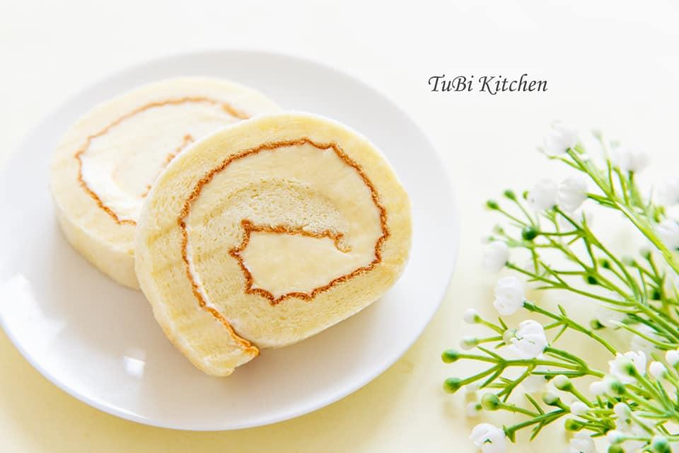 Bông lan cuộn kem bơ sầu riêng 5 bông lan cuộn kem bơ sầu riêng Bông lan cuộn kem bơ sầu riêng hấp dẫn chẳng chối từ bong lan cuon kem bo sau rieng 5