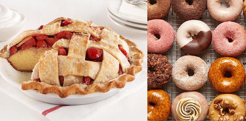 các loại bánh 66 các loại bánh Các loại bánh Âu và cách phân biệt, bạn đã biết chưa? cac loai banh au 66
