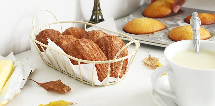 cách làm bánh Madeleine 61 cách làm bánh madeleine Cách làm bánh Madeleine bé xinh ngon ngọt ngào khó cưỡng cach lam banh Madeleine 61