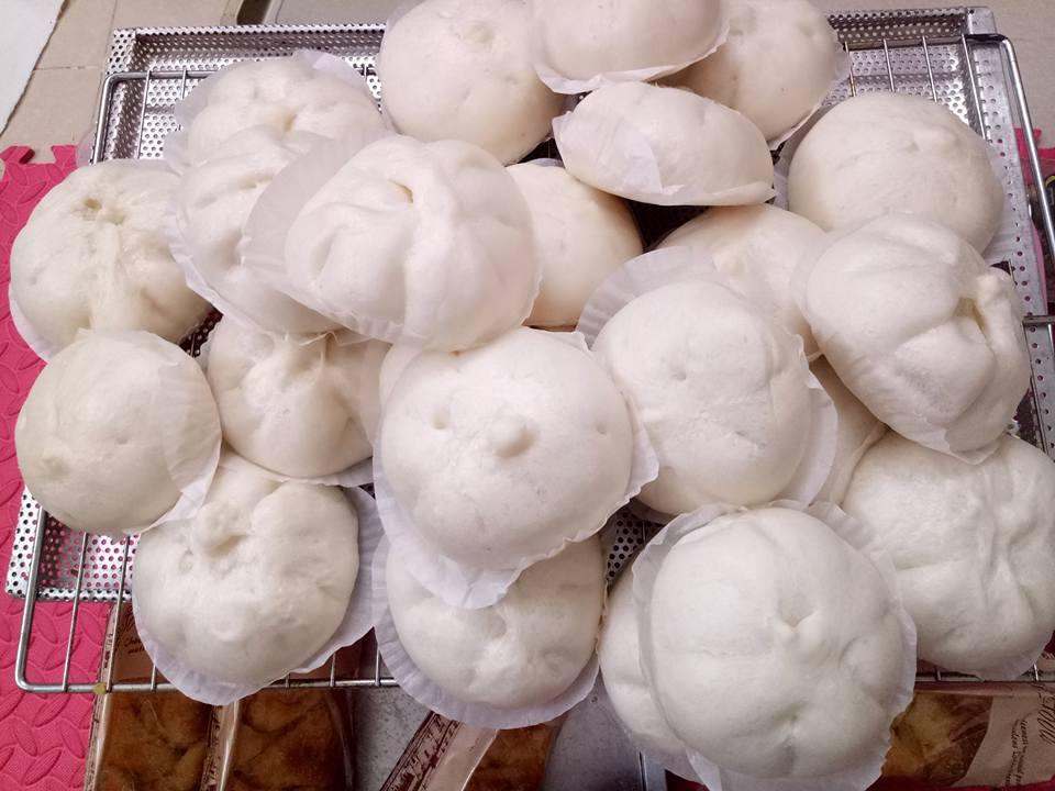 cách làm bánh bao 2 cách làm bánh bao Cách làm bánh bao bông mịn như mây ú nu ú nần cach lam banh bao 2