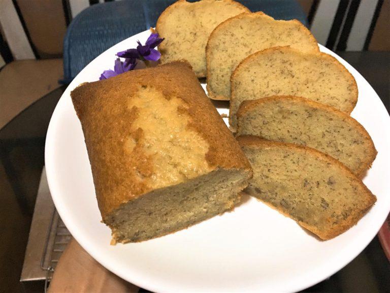 cách làm bánh bông lan chuối cách làm bánh gato hồng kông Cách làm bánh gato Hồng Kông ngựa vằn độc đáo cach lam banh bong lan chuoi 2 768x576