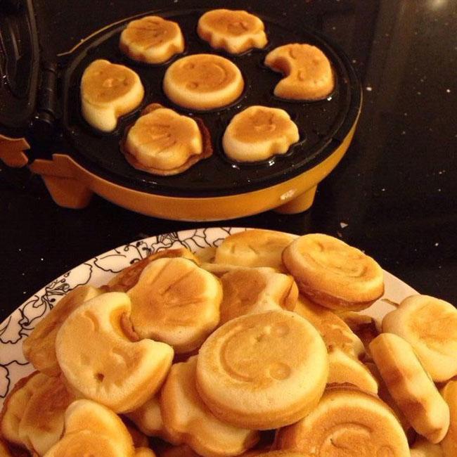 cách làm bánh bông lan hình thú 7 cách làm bánh bông lan Cách làm bánh bông lan hình thú ngộ nghĩnh bằng máy nướng cực đơn giản cach lam banh bong lan hinh thu 7