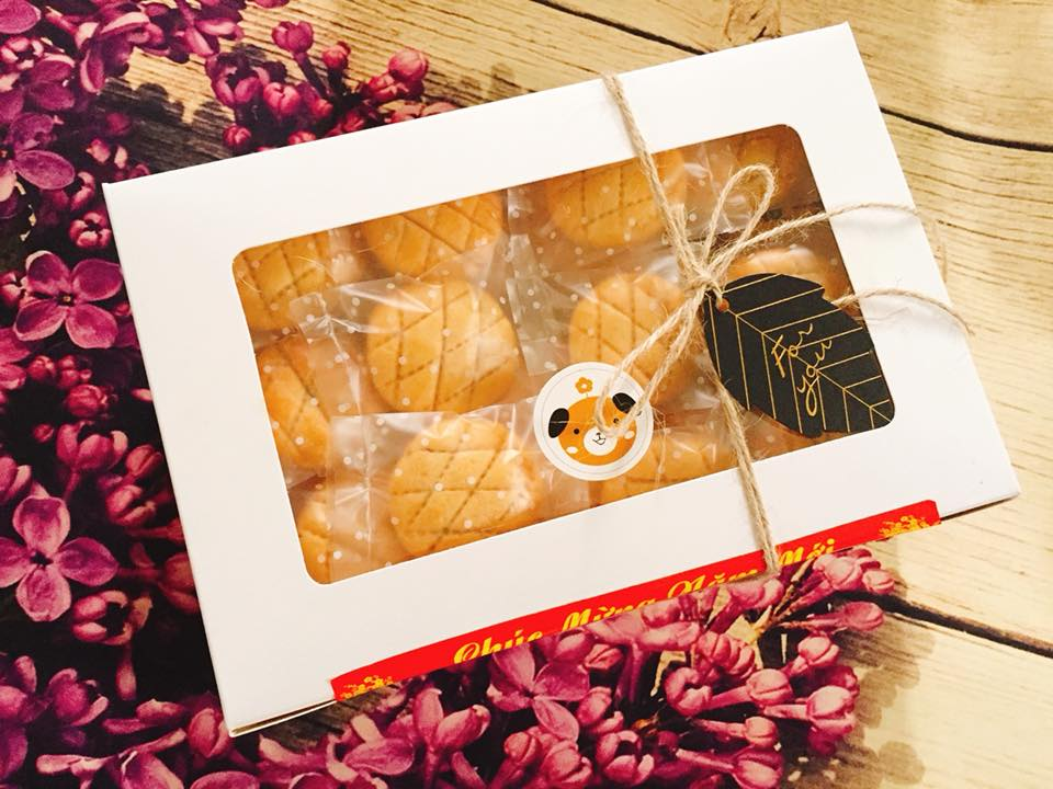 cách làm bánh dứa 6 cách làm bánh dứa Cách làm bánh dứa nặn tay chào Thu cach lam banh dua 6