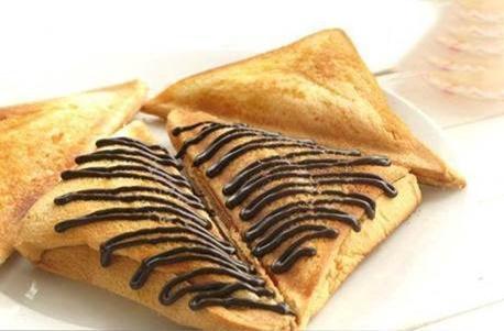 cách làm bánh mì sandwich 12 cách làm bánh mì sandwich Cách làm bánh mì sandwich bằng máy nướng siêu đơn giản cach lam banh mi sandwich 12