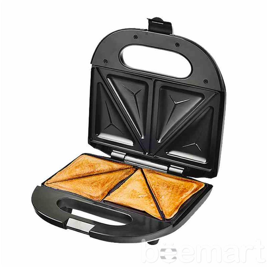 cách làm bánh mì sandwich 5 cách làm bánh mì sandwich Cách làm bánh mì sandwich bằng máy nướng siêu đơn giản cach lam banh mi sandwich 5