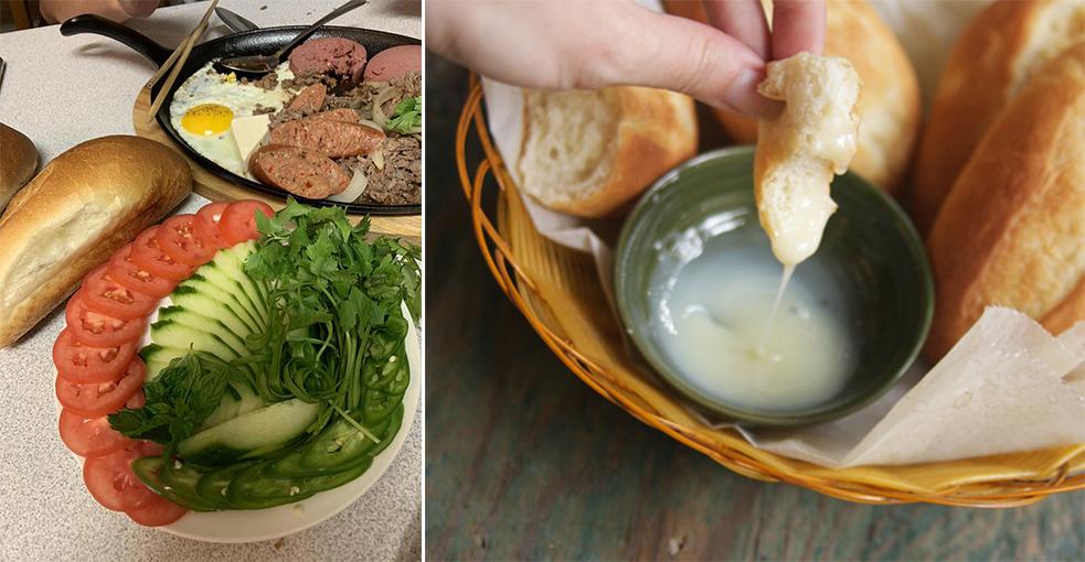 cách làm bánh mì việt nam 11 cách làm bánh mì việt nam Cách làm bánh mì Việt Nam giòn ngon bất bại cach lam banh mi viet nam 11