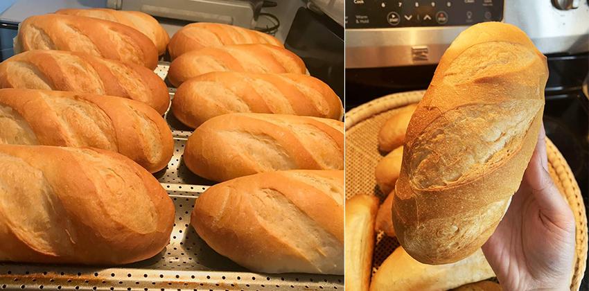 cách làm bánh mì việt nam 66 cách làm bánh mì việt nam Cách làm bánh mì Việt Nam giòn ngon bất bại cach lam banh mi viet nam 66