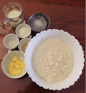 cách làm bột ngàn lớp 1 cách làm bột ngàn lớp Cách làm bột ngàn lớp có sử dụng men siêu đơn giản tại nhà cach lam bot ngan lop 1