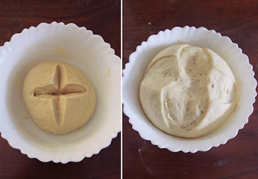 Cách làm bột ngàn lớp 19 cách làm bột ngàn lớp Cách làm bột ngàn lớp có sử dụng men siêu đơn giản tại nhà cach lam bot ngan lop 19