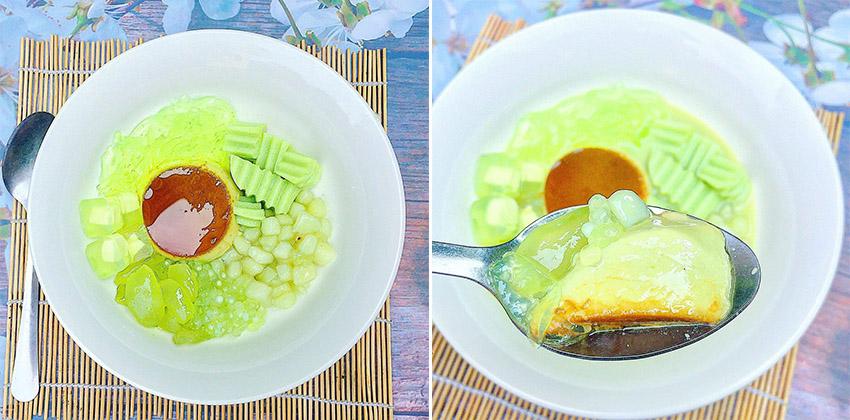 cách làm caramen matcha 1 cách làm đác rim Cách làm đác rim hoa quả ngon mê ly và chưa bao giờ hết hot cach lam caramen matcha 1 1
