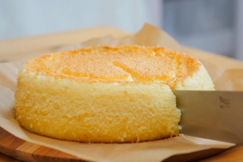 Cách làm Cheese Cake Lava 1 cách làm cheese cake lava Cách làm Cheese Cake Lava ngon tan chảy trái tim cach lam cheese cake lava 1