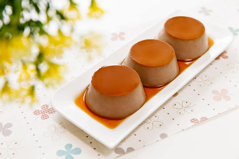 cách làm chocolate flan 12 cách làm chocolate flan Cách làm Chocolate Flan mềm mịn ngon đốn tim cach lam chocolate flan 12