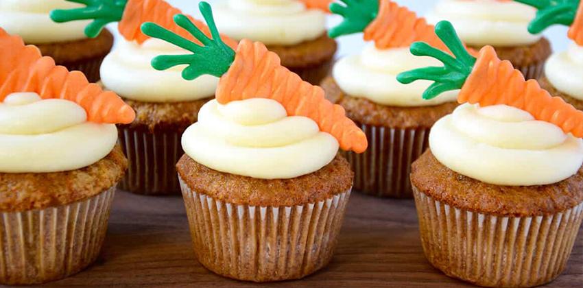 Cách làm cupcake cà rốt 66 cách làm cupcake cà rốt Cách làm cupcake cà rốt đơn giản ngon thơm chỉ trong tích tắc cach lam cupcake ca rot 66