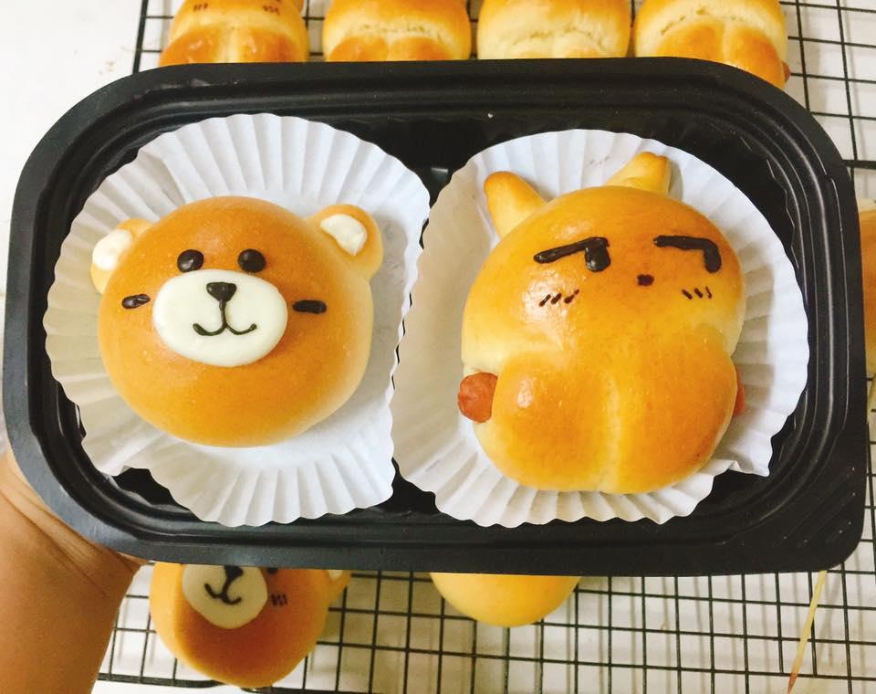 công thức bánh gấu thỏ công thức bánh gấu thỏ Công thức bánh gấu thỏ dễ thương nhân custard nhìn muốn cưng luôn cong thuc banh gau tho 8