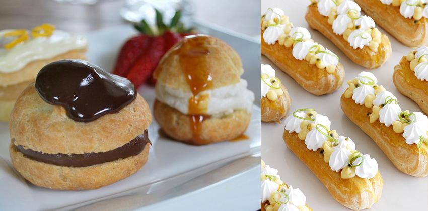 công thức bánh su kem 1 các loại bánh Các loại bánh Âu và cách phân biệt, bạn đã biết chưa? cong thuc banh su kem 1 1