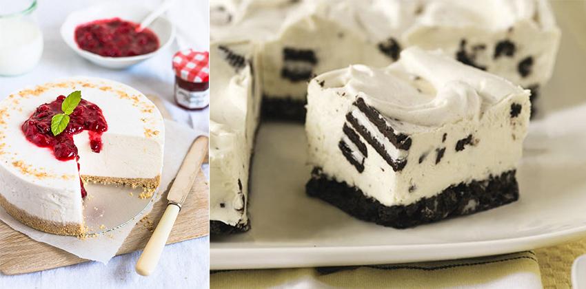 công thức cheesecake 6 công thức cheesecake Công thức Cheesecake không cần lò nướng – Tổng hợp các cách làm hay cong thuc cheesecake 6