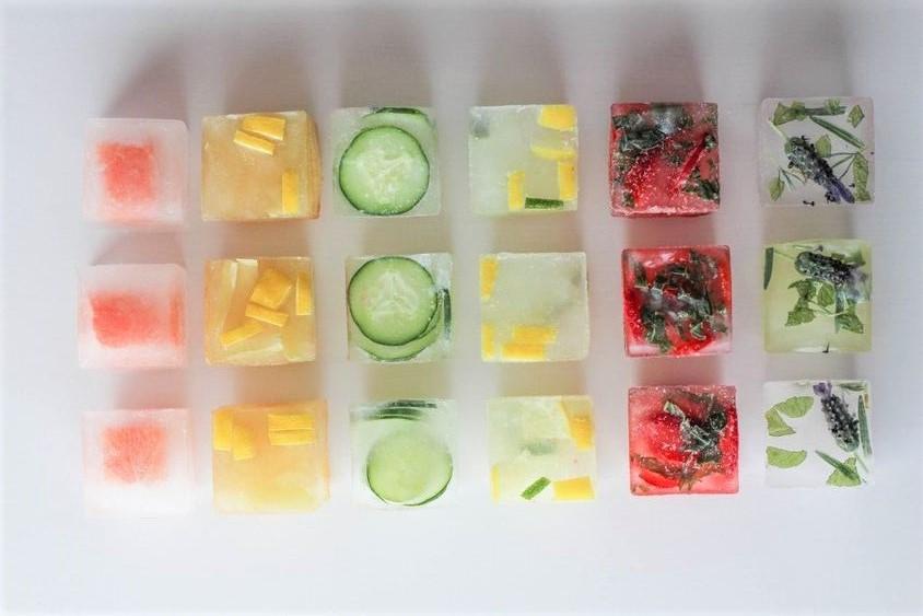 Mẹo trang trí 1 mẹo trang trí Mẹo trang trí giúp đồ uống của bạn trở nên sang chảnh hơn meo trang tri 1