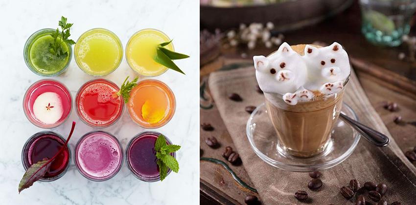 mẹo trang trí 89 mẹo trang trí Mẹo trang trí giúp đồ uống của bạn trở nên sang chảnh hơn meo trang tri 89