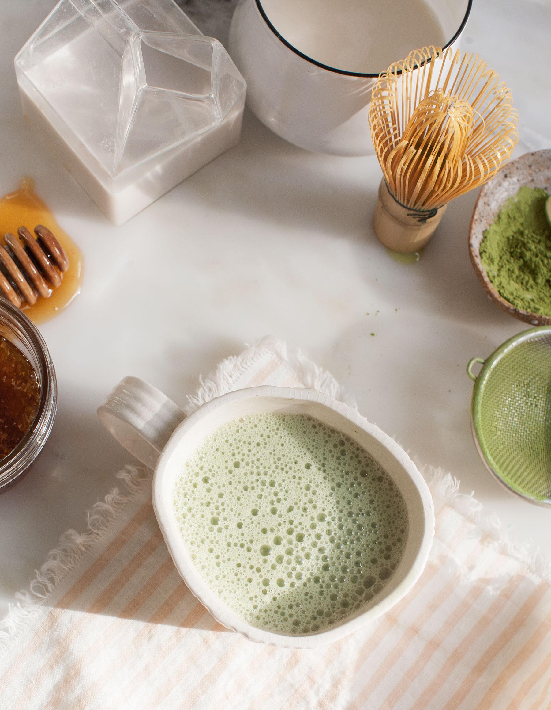 sữa đậu nành trà xanh 7 sữa đậu nành trà xanh Sữa đậu nành trà xanh ngon lạ lại dinh dưỡng cuối tuần sua dau nanh tra xanh 7