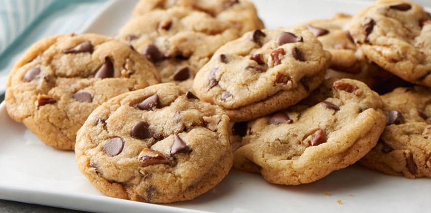 cách làm bánh cookies chocolate chip 60 công thức bánh cookie cuốn Công thức bánh cookie cuốn mới lạ mà ngon mê tơi cach lam banh cookies chocolate chip 60