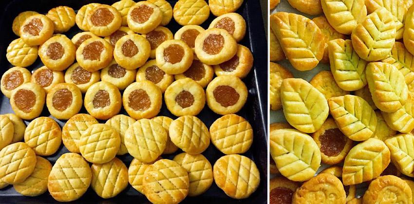 cách làm bánh dứa 66 công thức bánh ngói Công thức bánh ngói ngon ngon ăn mãi mà vẫn đói cach lam banh dua 66 1