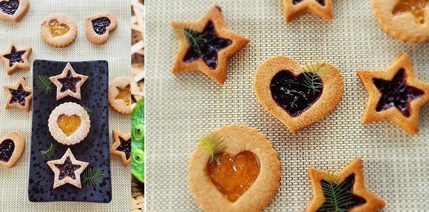 cách làm bánh quy vị quế 06 cách làm bánh quy vị quế Cách làm bánh quy vị quế nhân mứt quả nức lòng người thưởng thức cach lam banh quy vi que 06