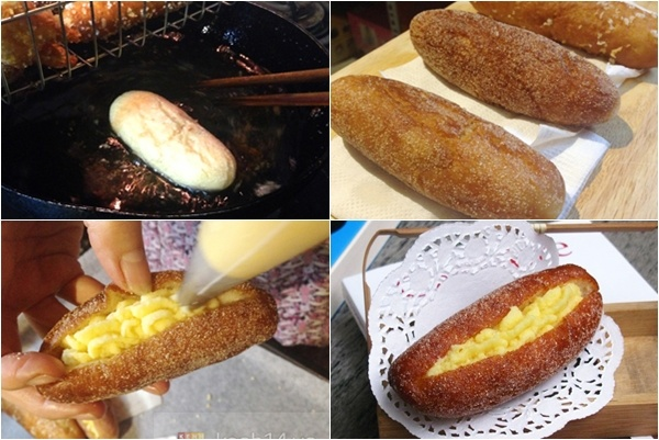cách làm bánh rán 18 cách làm bánh rán Cách làm bánh rán ăn không biết chán vì nhiều công thức hay (Phần 1) cach lam banh ran 18