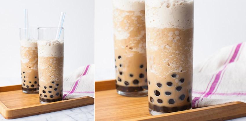 sinh tố cà phê trân châu 6 sinh tố cà phê trân châu Sinh tố cà phê trân châu mới toanh không thể không thử sinh to ca phe tran chau 6