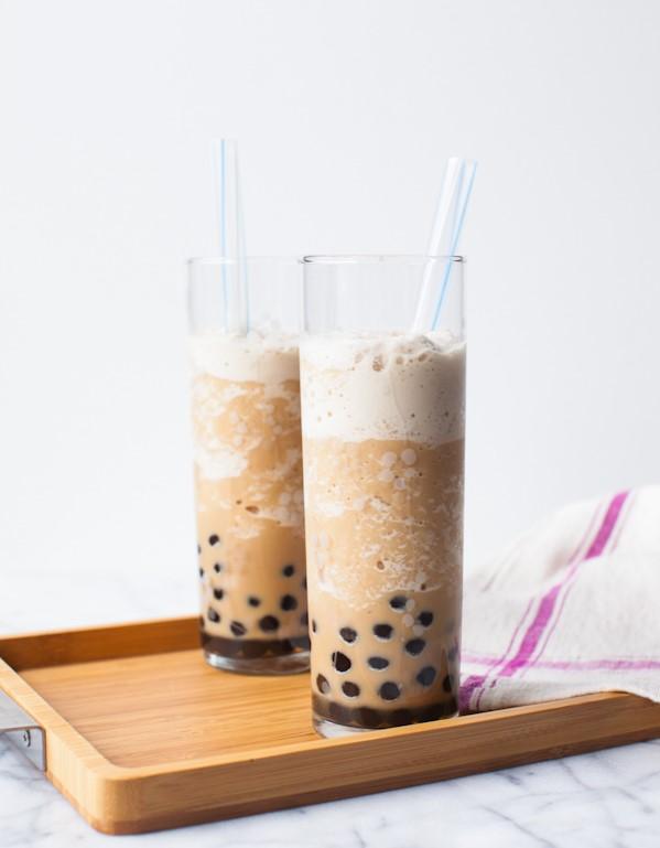 Sinh tố cà phê trân châu 7 sinh tố cà phê trân châu Sinh tố cà phê trân châu mới toanh không thể không thử sinh to ca phe tran chau 7