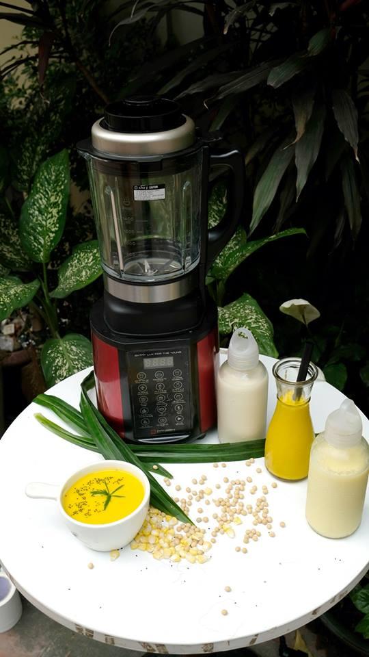 máy làm sữa hạt ranbem Review máy làm sữa hạt Ranbem có tốt không? 57331456 1133656280172441 7951116304742612992 n