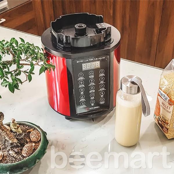 máy làm sữa hạt ranbem Review máy làm sữa hạt Ranbem có tốt không? watermarked may xay da nang ranbem 1