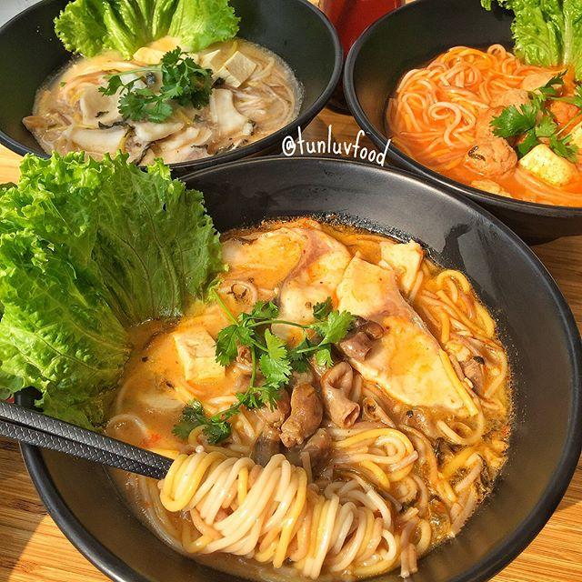 mỳ cá sakami Review: Thưởng thức hương vị mỳ ngũ cốc đặc biệt của Mỳ Cá Sakami 55892831 127884681642292 531034662024100153 n