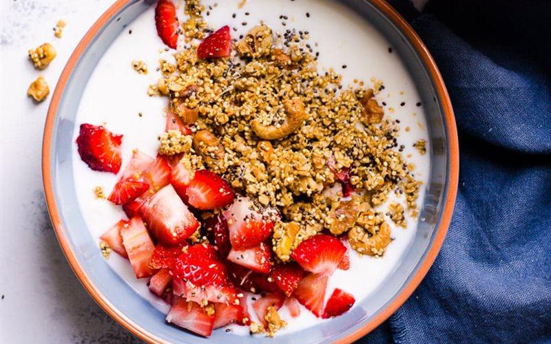granola granola Granola có tốt không? Nên ăn Granola như thế nào? cooky recipe cover r46513