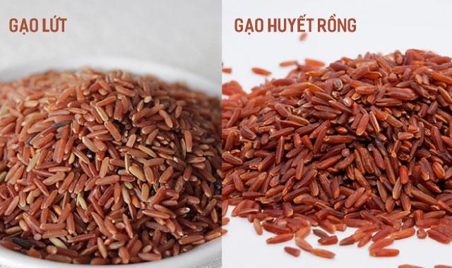 Các loại gạo lứt gạo lứt Cách phân biệt các loại gạo lứt trên thị trường hiện nay g   o l   t
