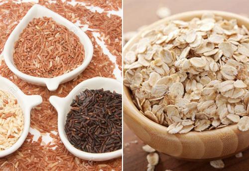 gạo lứt Tìm hiểu về thực dưỡng: Gạo lứt và yến mạch có thật sự tốt như lời đồn? g   o l   t v   y   n m   ch