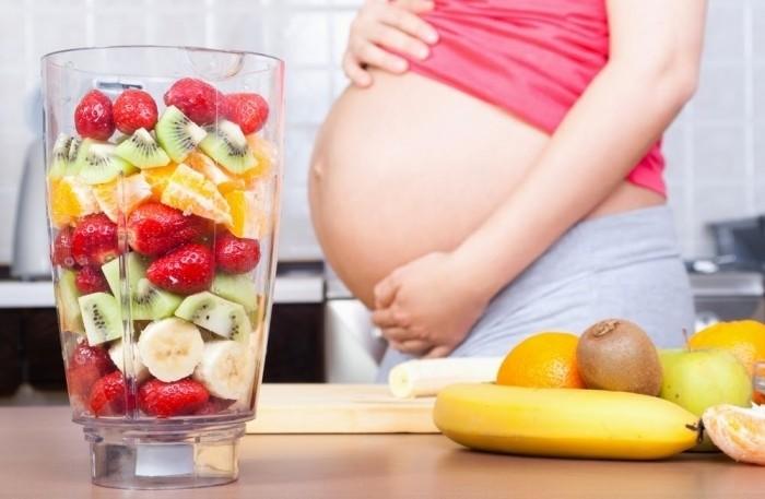 những thực phẩm tốt cho mẹ bầu