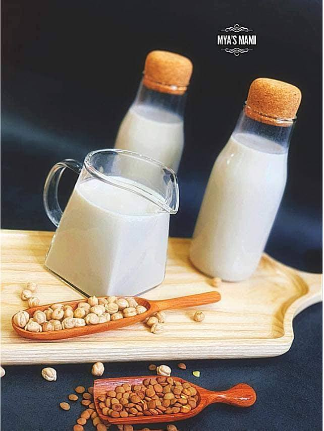 sữa đậu gà sữa đậu gà Cách làm sữa đậu gà thơm ngon như ngoài hàng 59668777 2696861420330308 8095036260785061888 n