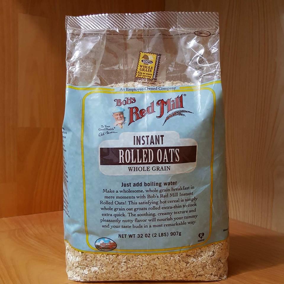 ngũ cốc tăng cân ăn liền ngũ cốc tăng cân ăn liền Những loại ngũ cốc tăng cân ăn liền organic tốt nhất hiện nay Y   n m   ch c  n   n li   n Bobs Red Mill 907g 01