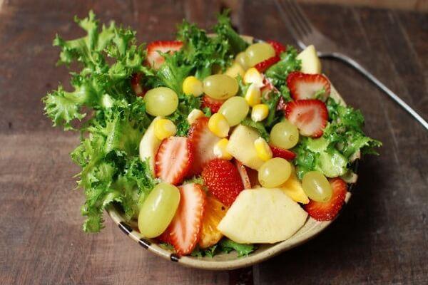 cách làm nước sốt salad