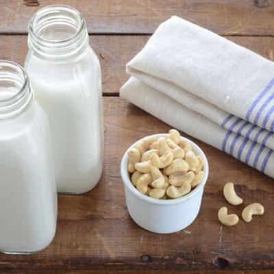 sữa hạt tăng cân
